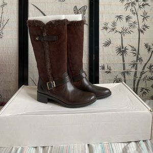 NATURALIZER Knee High Boots